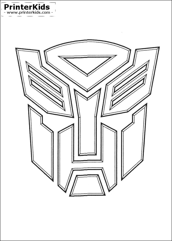 Pin By Matthew Alexander On Kids Transformers Coloring Pages Transformers Birthday Parties Transformer Birthday