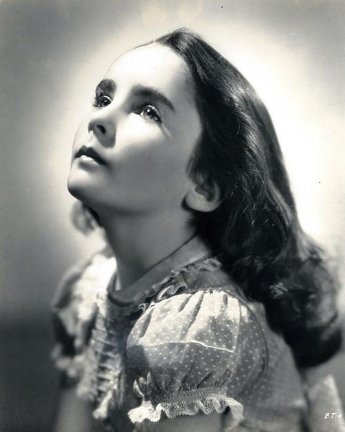 Elizabeth Taylor As A Child Young Elizabeth Taylor Elizabeth Taylor Michael Wilding
