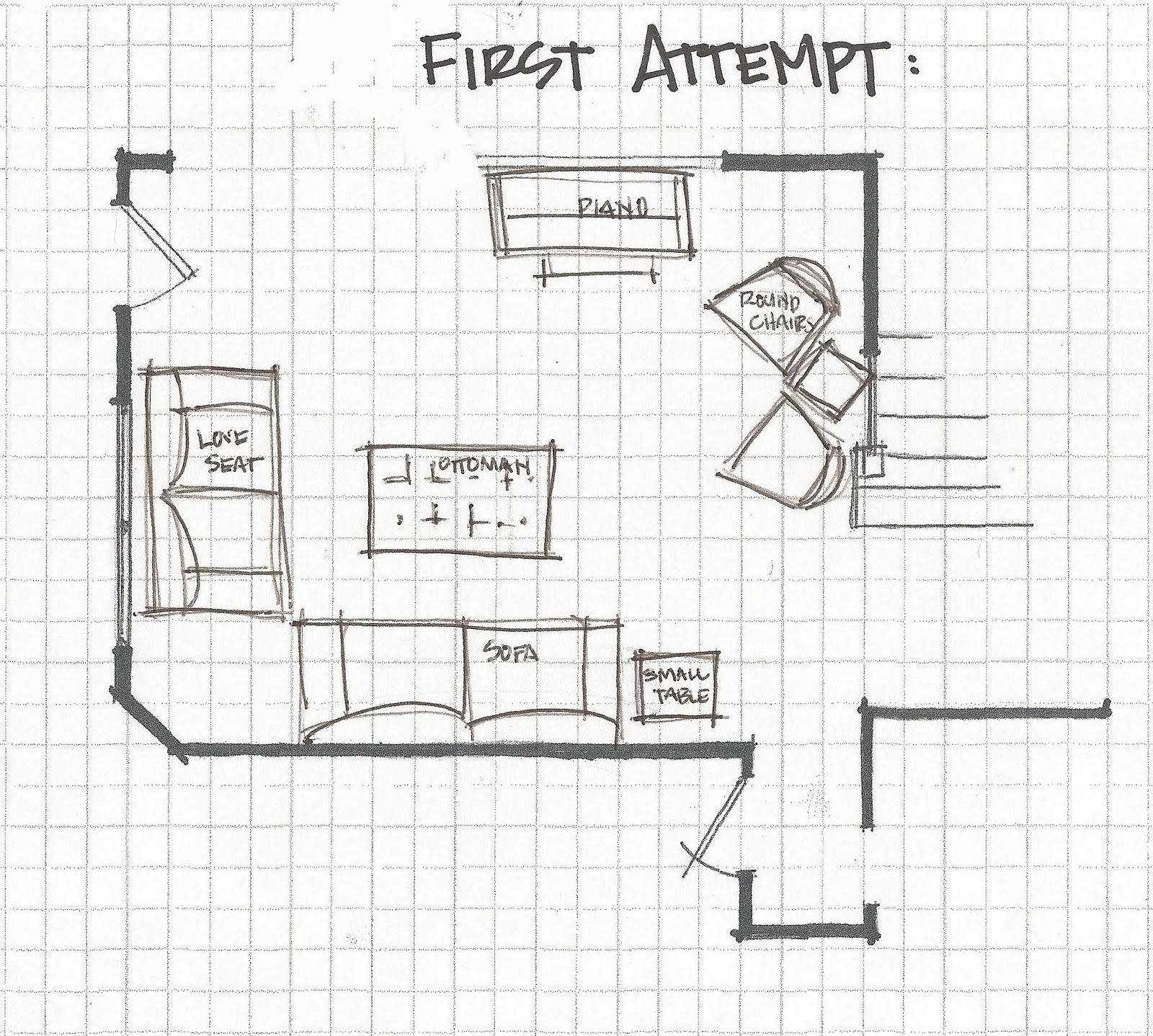 Living Room Furniture Layout Planner
