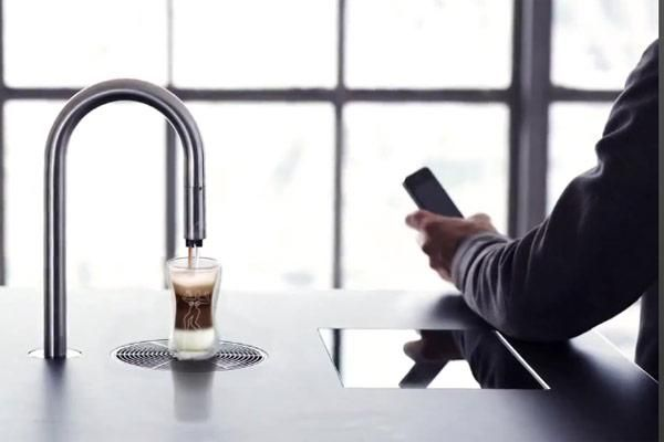 Good Scanomat TopBrewer Brews You A Cup Of Coffee Via Your IPhone/iPad Good Looking