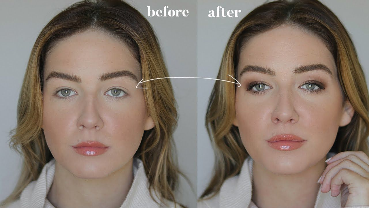 How To Transform Your Eyes With One Eye Shadow Youtube Hair Makeup Beauty Makeup Looks
