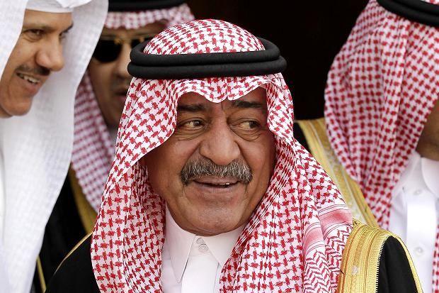 Prince Muqrin Bin Abdulaziz Prince Newsboy Throne