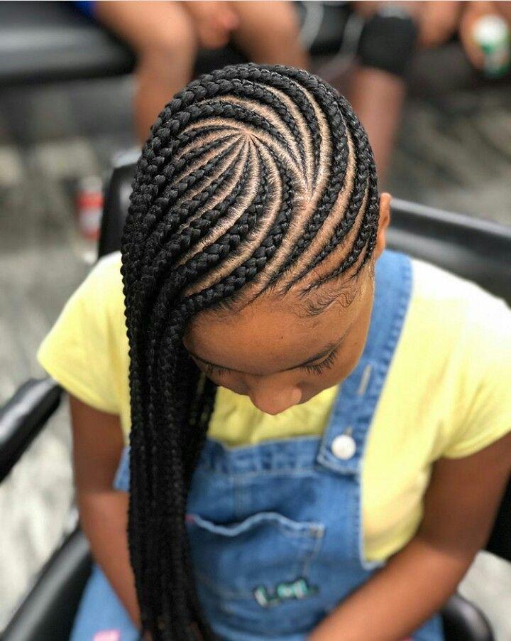 Lemonade Braids Done Perfectly Babyhaircareafricanamerican