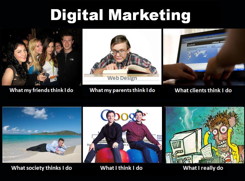 Haha Pretty Accurate Digital Marketing Humor Marketing Humor Marketing Meme