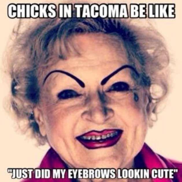 Funny Tacoma Meme Seattle-W630