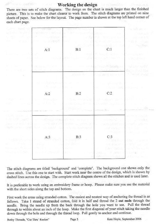 PUNTO EN CRUZ PATRONES MICHAEL POWELL (pág. 7) | Aprender manualidades es facilisimo.com