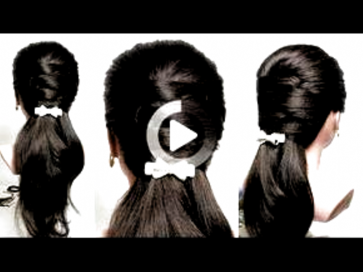 Easy Everyday Hairstyle For Long Medium Hair Youtube Easyhairstyles Long Hair Style In 2020 Easy Everyday Hairstyles Long Hair Styles Medium Hair Styles