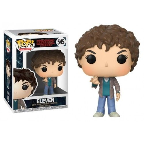 Célèbre Funko Eleven 545, Stranger Things, Netflix, Season 2, Funkomania  NZ45