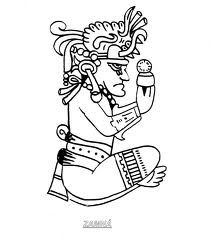 Dibujos Aztecas Mayas E Incas Mayan Symbols Little Tattoos Art