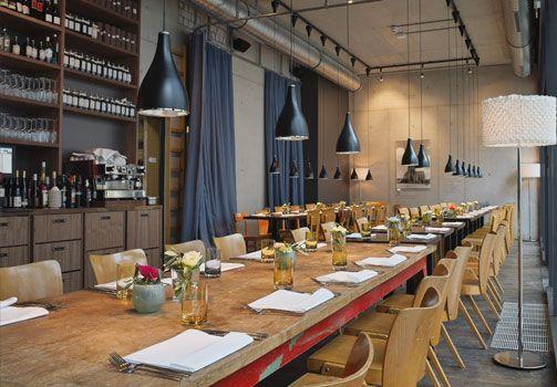 Margarete Restaurant Frankfurt Essen im Herzen von