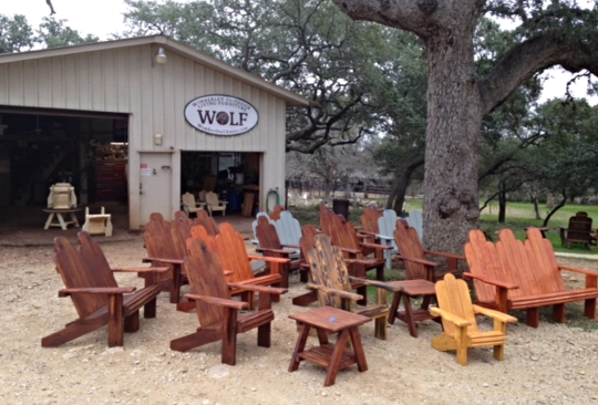 Wimberley Outdoor Living Furniture Wolf In San Marcos, Tx