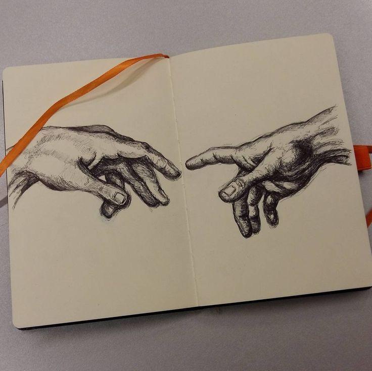 Mein Skizzenbuch #skizzieren #Kugelschreiber #Zeichnen #Kunst #Kunst, #Kugelschreiber #Kunst ...
