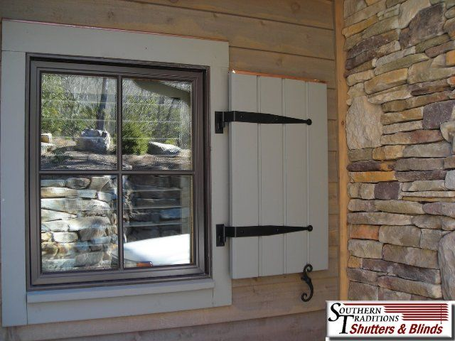 board and batten shutters images with cutouts plans single strap hinges