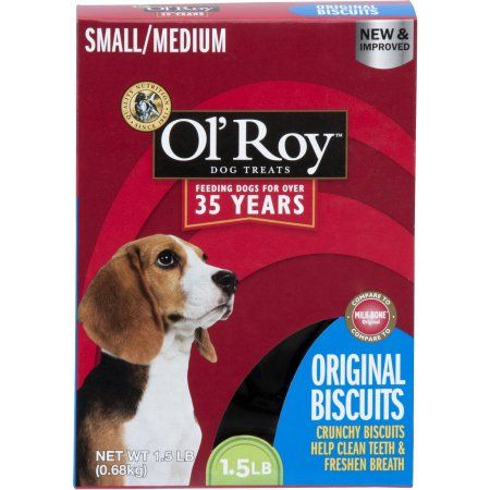 Pets Ol Roy Dog Biscuits Dog Treats