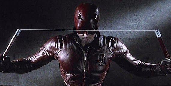 """""""Demonidor """" ... Homem sem medo ... é filme de busca de homem que mesmo de perde sua visão não tem medo de enfrentar o mundo !"""
