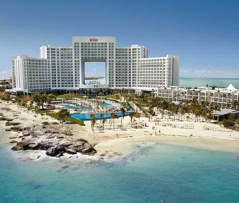 el hotel riu cancun todo incluido 24h se encuentra en el. Black Bedroom Furniture Sets. Home Design Ideas