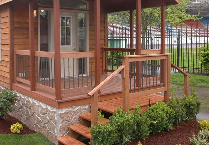 Small Deck Designs Small Mobile Home Deck Designs Deck Stairs Design Ideas  Decksu2026