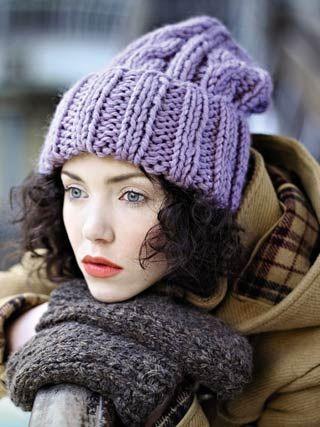 e5d8828fa60 tala hat and angel gloves in rowan big wool   alpaca chunky from easy  winter knits