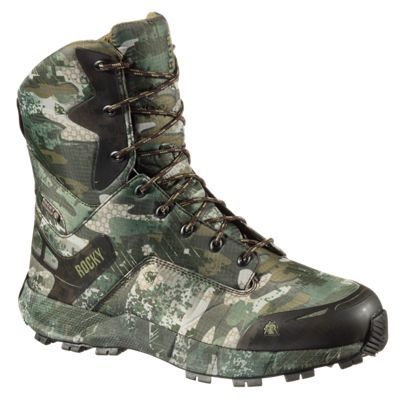 ROCKY Broadhead 800 Insulated Hombre Waterproof Hunting Botas for Hombre Insulated 111c64