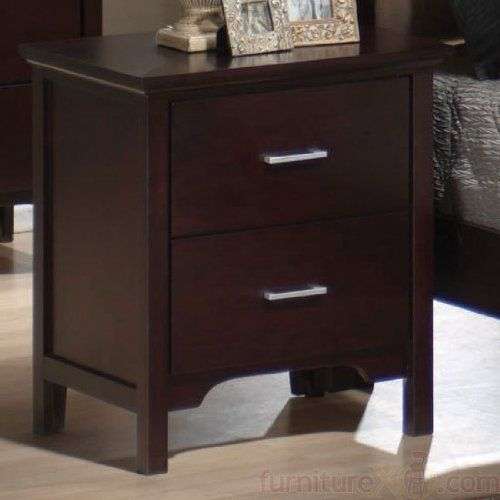 Coaster 2 Drawer Nightstand in Mahogany Finish Coaster Home Furnishings,http://www.amazon.com/dp/B003V3EW16/ref=cm_sw_r_pi_dp_6QuPsb1KVC90NNEY