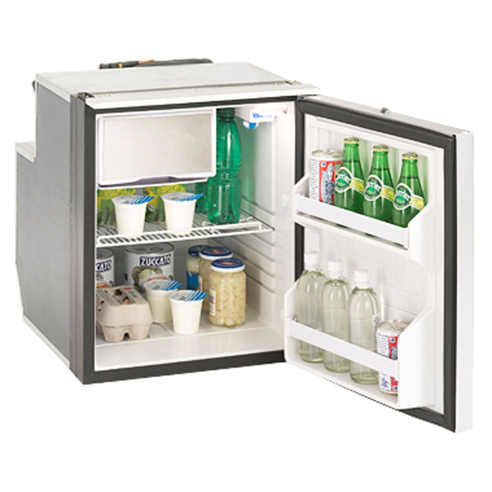 Indel Webasto C065rbbab7 Isotherm Electric Refrigerator Freezer Ac D 2 3 C F Isotherms Black Refrigerator Refrigerator Freezer