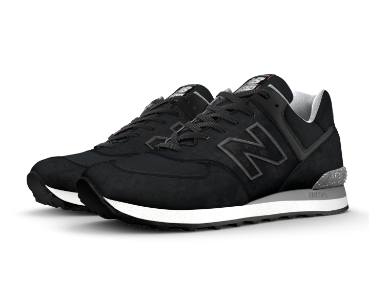 Design a one-of-a-kind NB1 574 to match