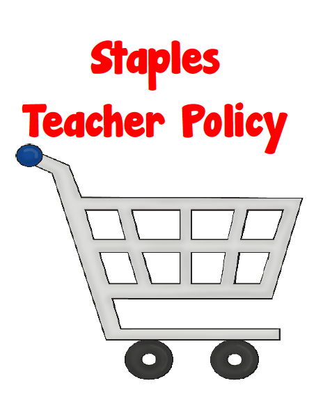 Don't go to Staples for Back to School supplies. This post shows how their new policy will cost you way more $$$$ than last year.