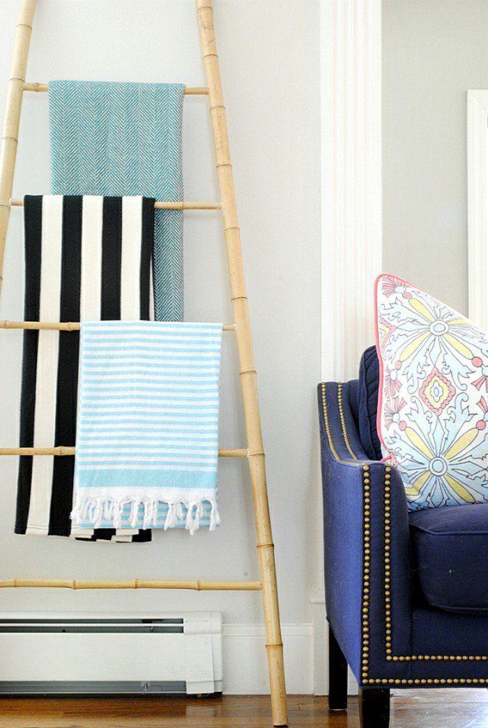 que faire avec des bambous trouvailles exotiques en 60 photos bricolage pinterest bambou. Black Bedroom Furniture Sets. Home Design Ideas