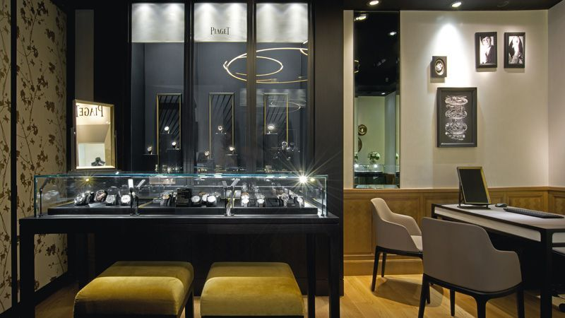 Monico France Boutiques | Piaget Boutique - Monte Carlo