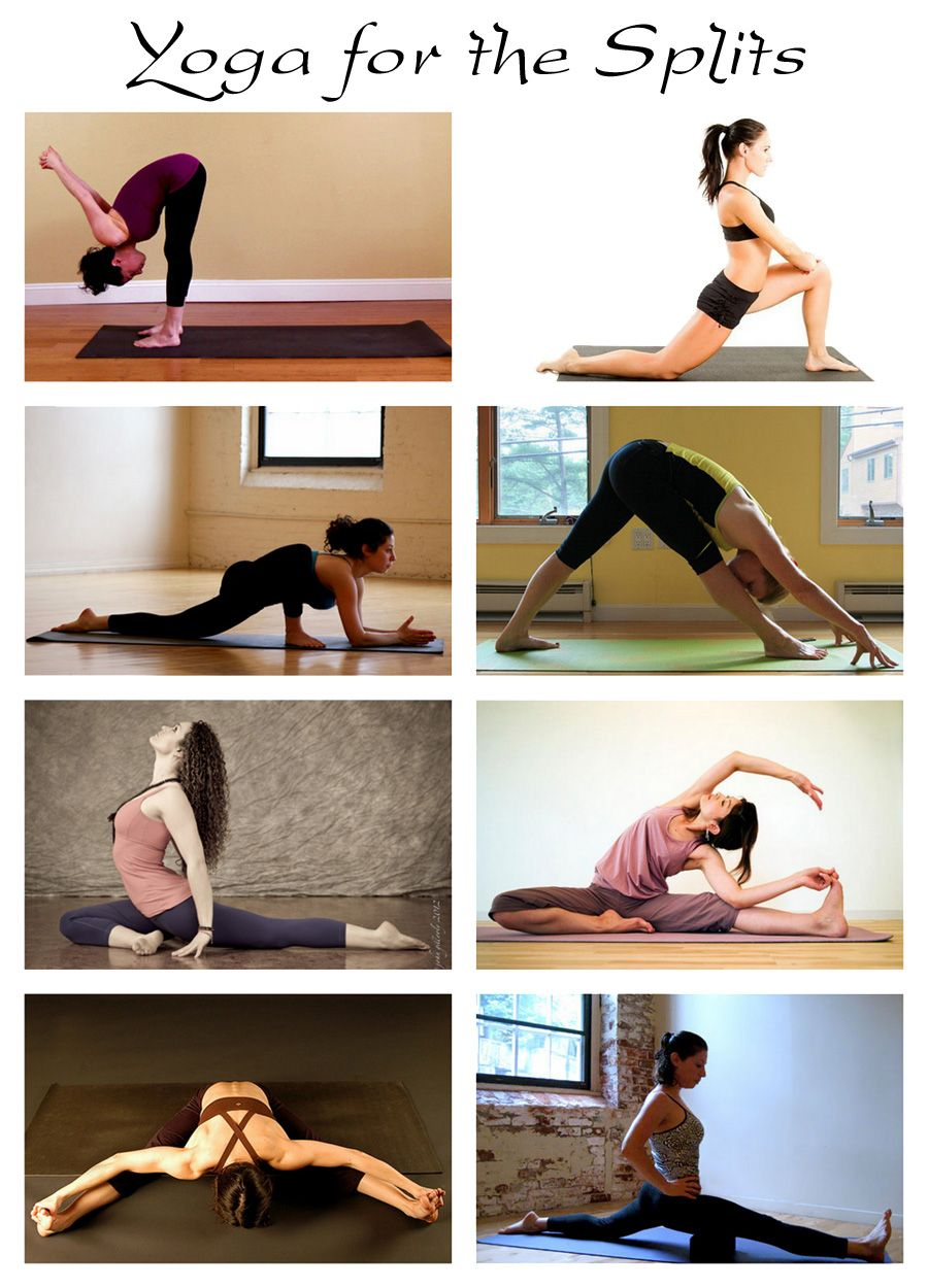 photo Yoga Exercises to Get Over a Break-Up