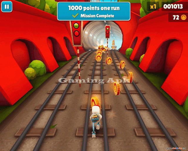 تحميل لعبة Subway Surfers للأندرويد والأيفون Subway Surfers Surfer Subway