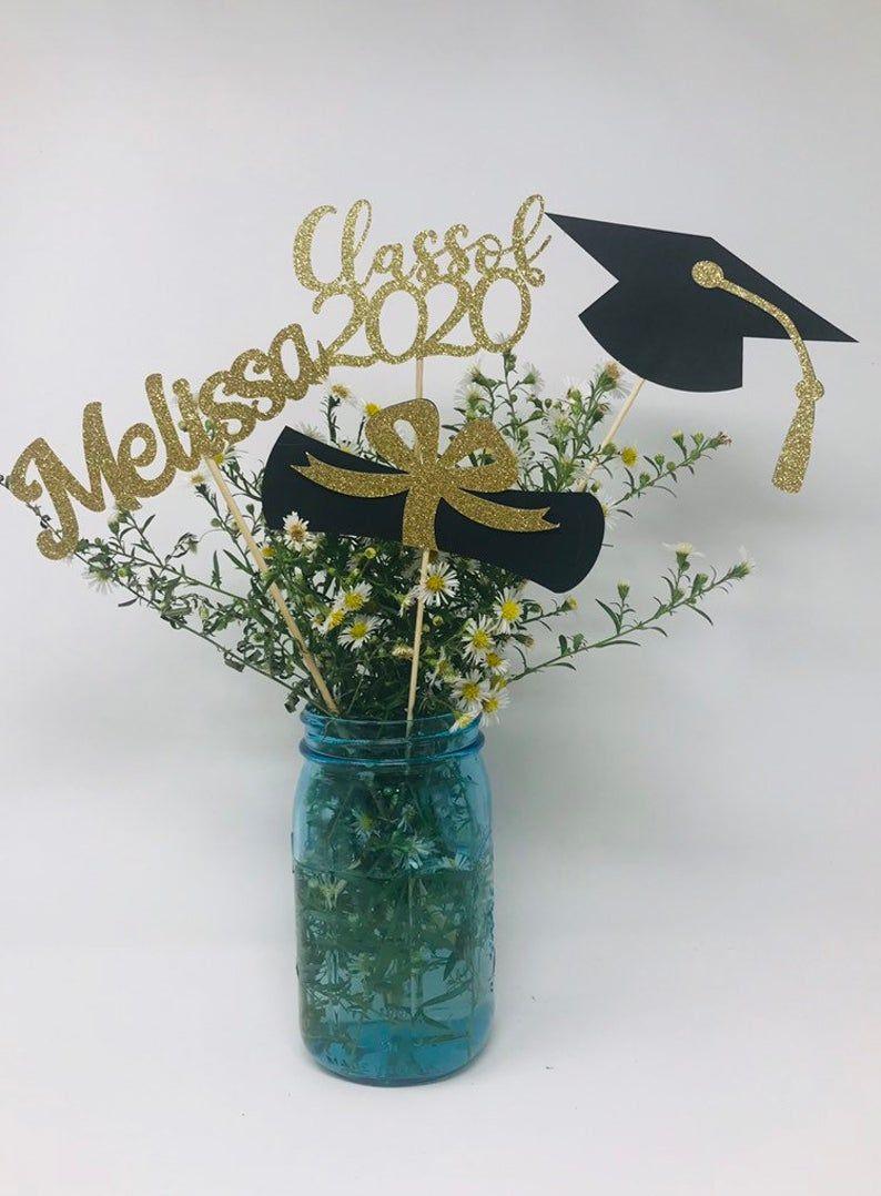 Graduation Party Decorations 2020 Graduation Centerpiece Class of 2020