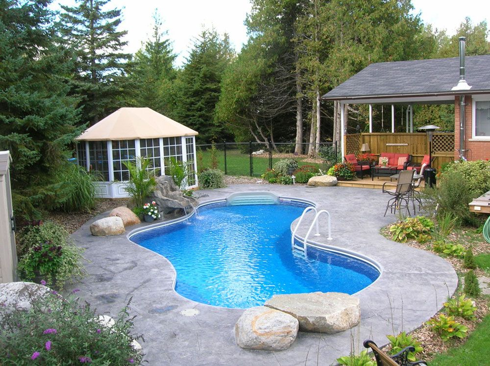 Cloudy Swimming Pool Water How To Clear Cloudy Pool Water Fast Swimming Pools Small Inground Pool Inground Pools