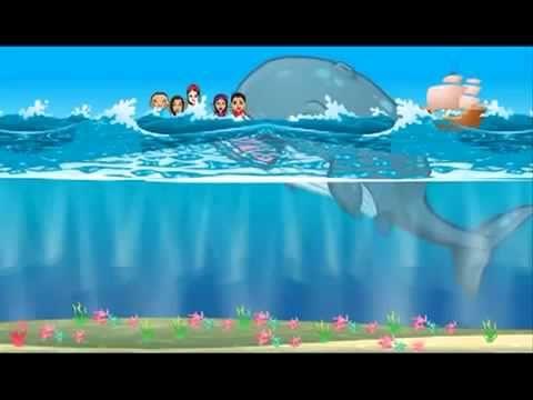 La Biblia Para Ninos La Historia De Jonas Completa Para Ninos Completo Youtube Kids Toddler Classroom Classroom Setting
