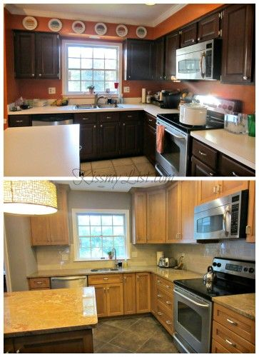 The Big Reveal Kitchen Remodel Is Complete Kitchens Remodeled - Minor kitchen remodel