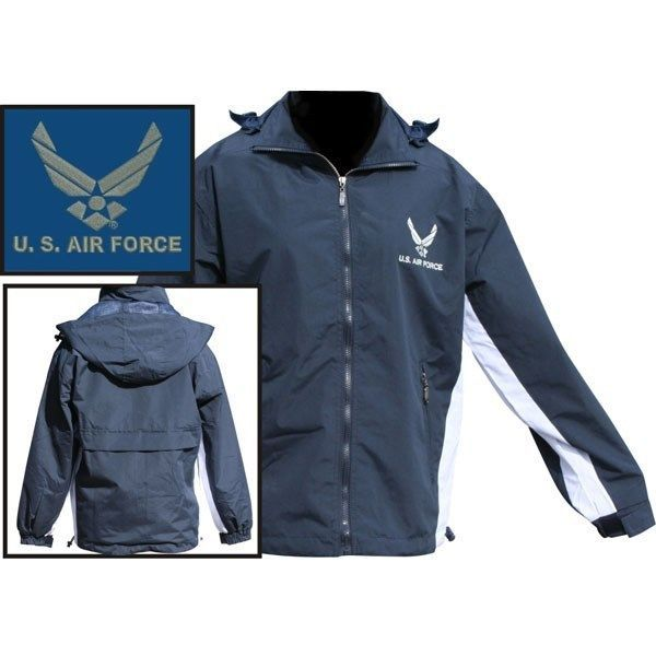 AIR FORCE HAP ARNOLD EMBROIDERED WINDBREAKER JACKET #AUBURNSPORT #Military