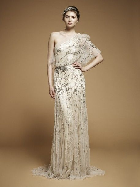 Vintage Bridal Gown by Jenny Packham