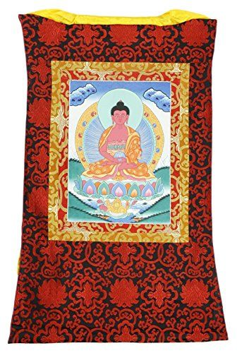 Asian Wall Art Thangka Decorative Painting Silk Canvas Wall Hangings For  Living Room Mandala Hanging Tapestries