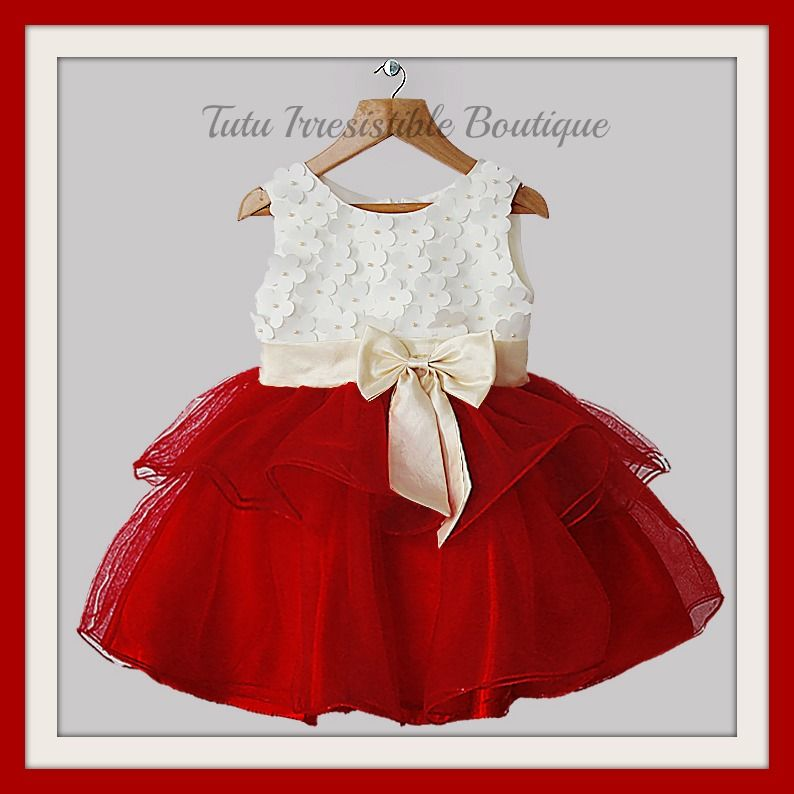 Sienna - Christmas Dress