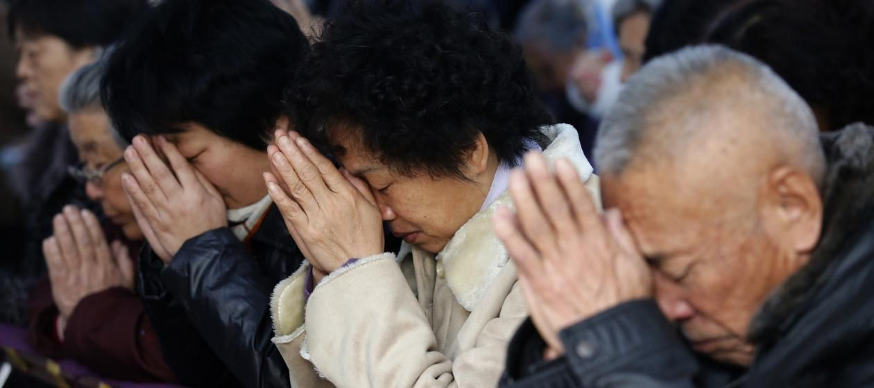 Can Christianity save China?