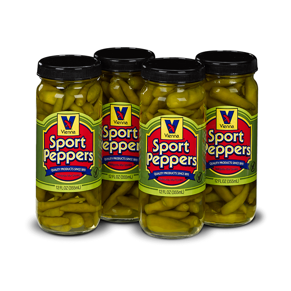 Vienna Sport Peppers (4 Pack) in 2020 Stuffed peppers