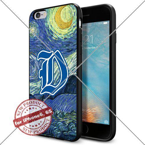 Case Duke Blue Devils Logo NCAA Cool Apple iPhone6 6S Case Gadget 1112 Black Smartphone Case Cover Collector TPU Rubber [Starry Night] Lucky_case26 http://www.amazon.com/dp/B017X13W6M/ref=cm_sw_r_pi_dp_6KFtwb0VHEG7P