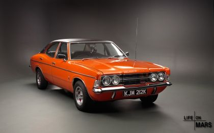 Life On Mars Cortina Ford Classic Cars Cars Ford