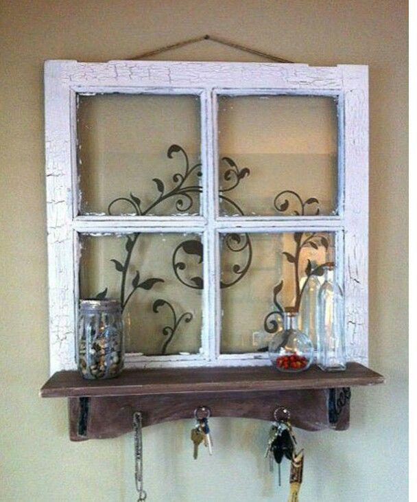 Old windows Projects Home Decor, DIY Home Decor, DIY