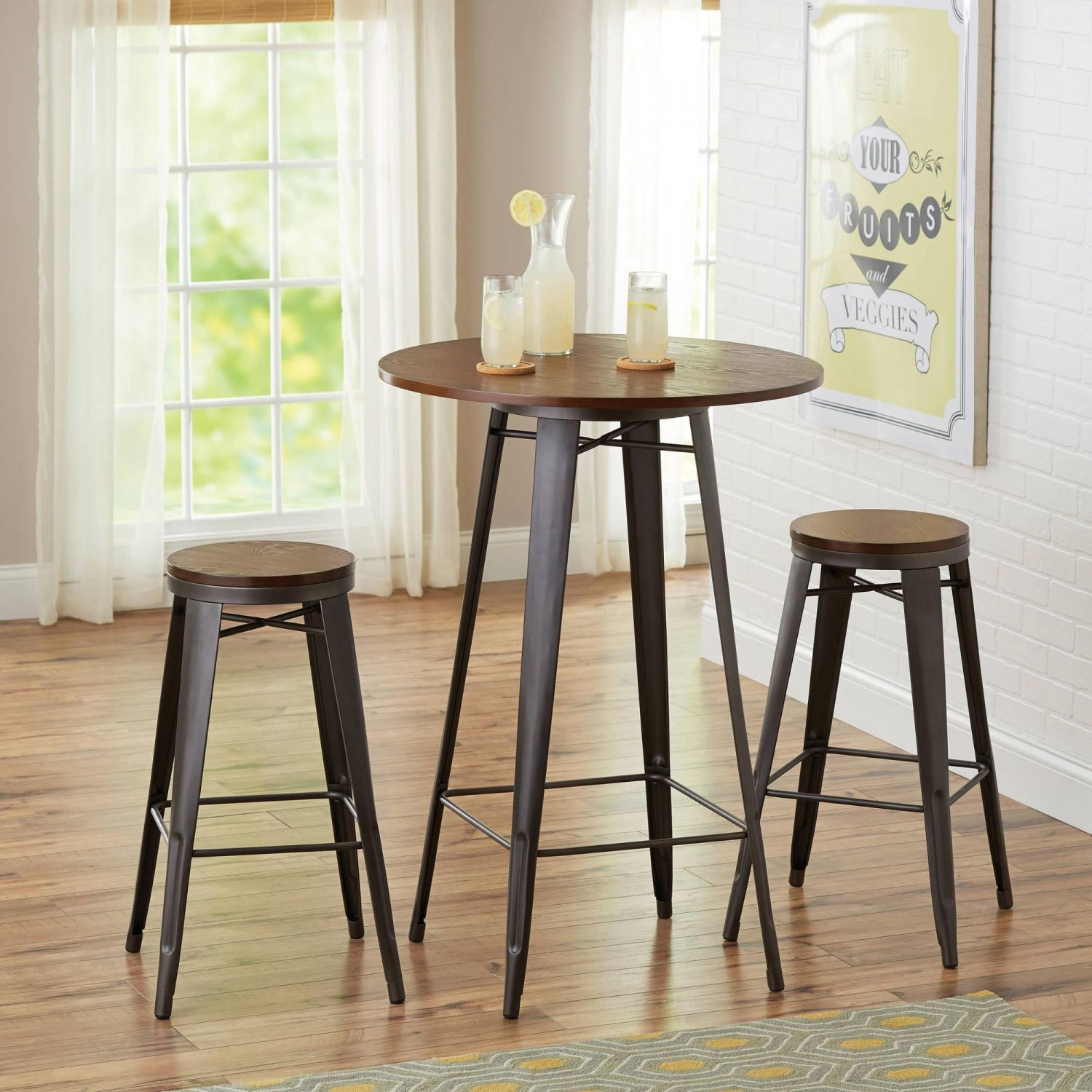 Walmart kitchen table chairs cheap kitchen island ideas check more at http www entropiads com walmart kitchen table chairs