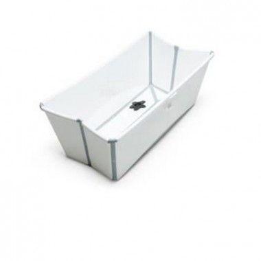 Baignoire Bebe Pliable Stokke Flexi Bath Blanche Baignoire Pliable Baignoire Bebe Pliable Baignoire Portable