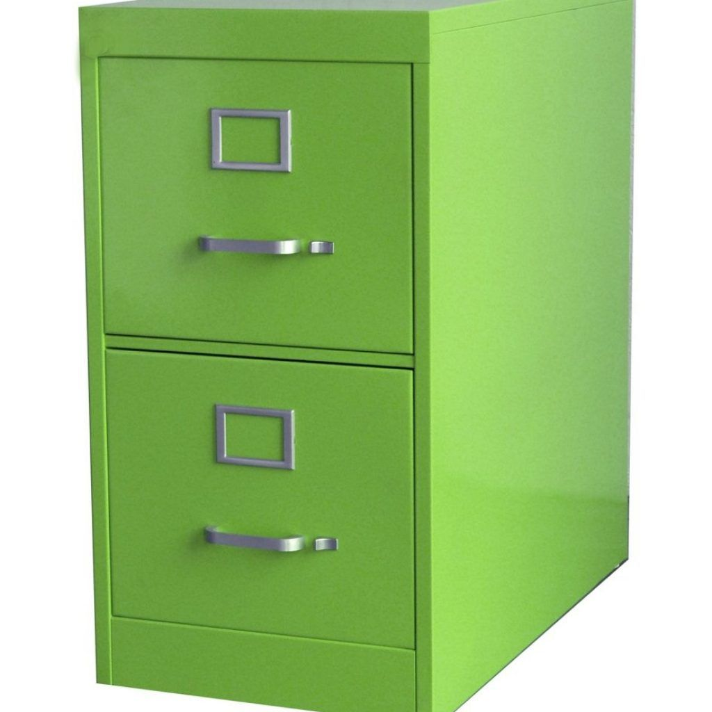 Colorful Metal Filing Cabinets