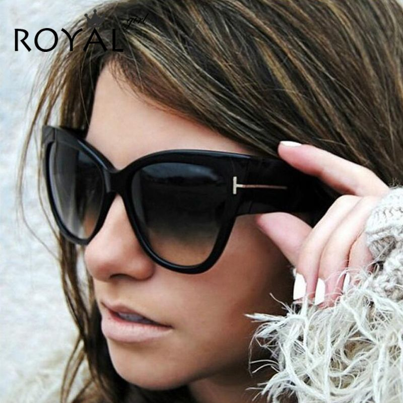 ROYAL CHICA Diseñador de la Marca de Lujo de Las Mujeres gafas de ...