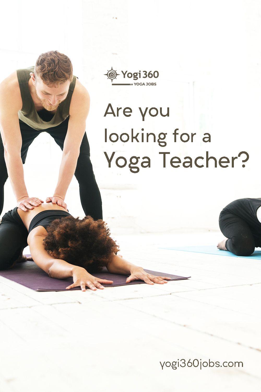 With Yogi360 Jobs find the best Yoga Teachers around the