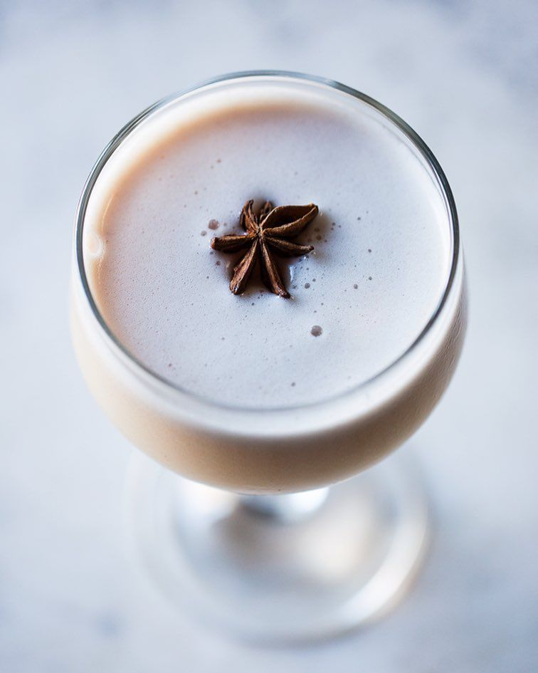 A hot toddy with horchata vodka these 7 eastside drinks